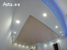 Натяжные и гипрочные потолки