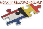 Предлагаем работу в Нидерландах и Бельгии.