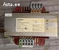 Siemens 4AM5596-0AW10-0FA0 1 phase 800VA 400+-5% / 230 / 12V