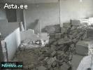 Вывоз, демонтаж, уборка